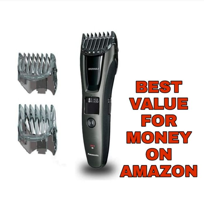 It's Back! Panasonic ER-GB60 Electric Hair and Beard Trimmer