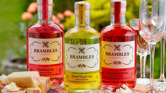 Special Offer - B&M Are Selling Cake Flavoured Gin Liqueurs