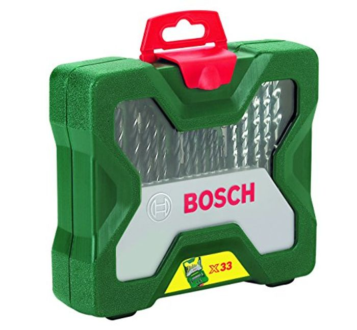 Bosch Home and Garden 2607019325 33pc Drill/Driving Set,