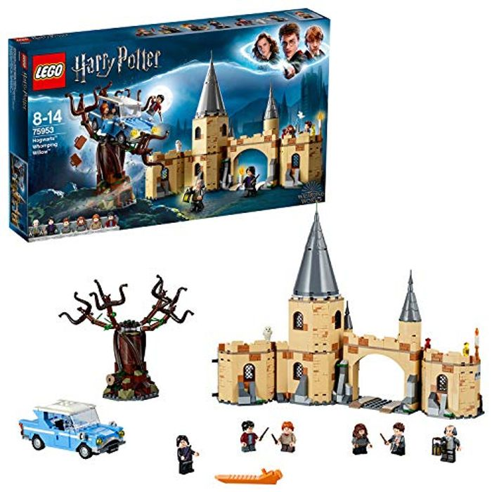 Cheap LEGO Harry Potter - Hogwarts Whomping Willow (75953) Only £52.99!