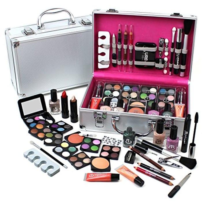 Urban Beauty 60 Piece Make up Vanity Case **4.4 STARS** 1,500+ Reviews