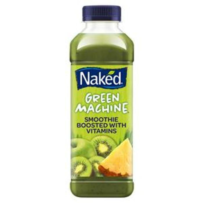 Naked Green Machine Apple & Kiwi Juice Smoothie 750ml