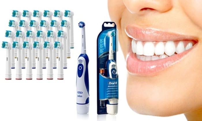 Oral B Electric Toothbrush Bundle