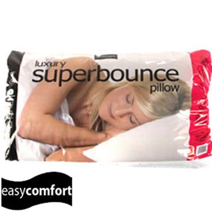 Easy Comfort Luxury Superbounce Pillow £2.99