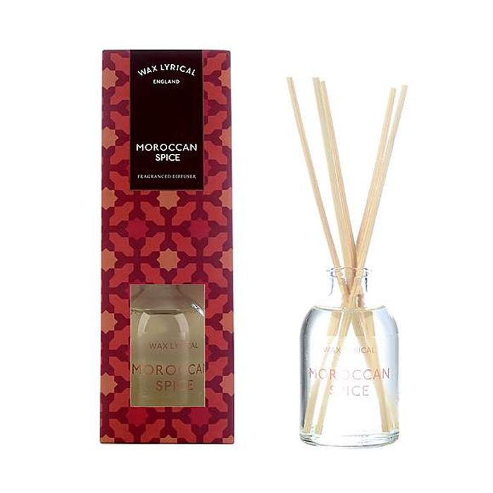 Wax Lyrical Moroccan Spice 50ml Reed Diffuser