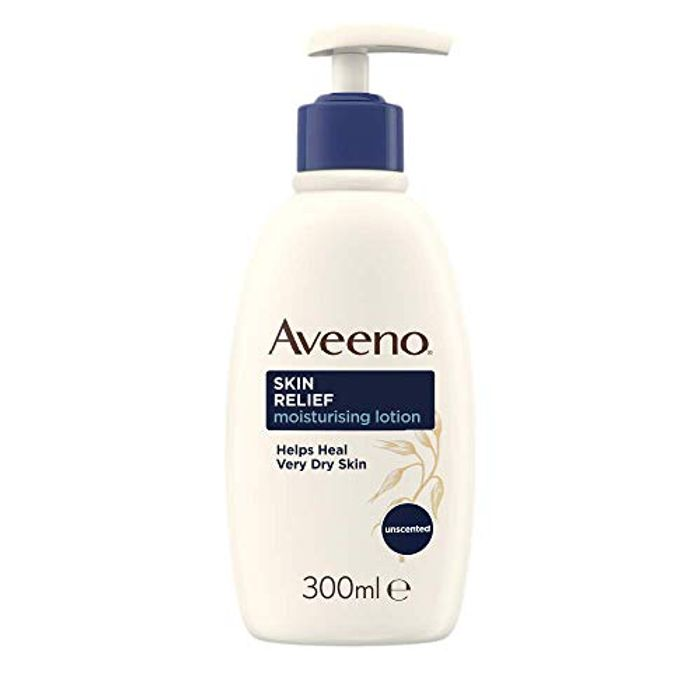 Aveeno Skin Relief Moisturising Lotion at Amazon