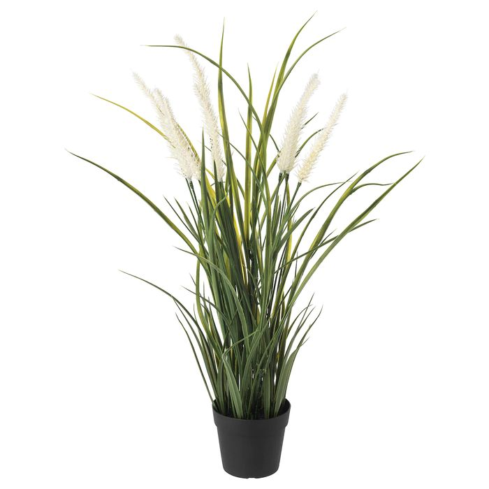 Artificial Potted Plant, In/outdoor Decoration, Grass9 Cm