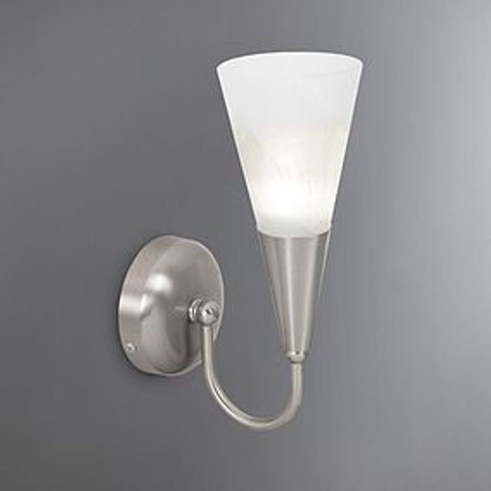 Marble Glass Wall Light HALF PRICE