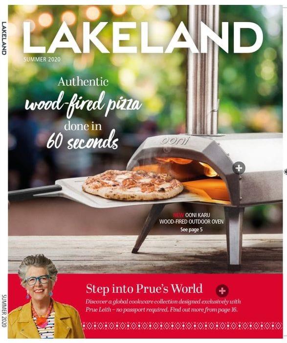 Free Lakeland Summer Catalogue