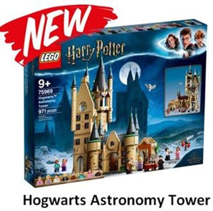 LEGO Harry Potter: Hogwarts Castle Astronomy Tower (75969)