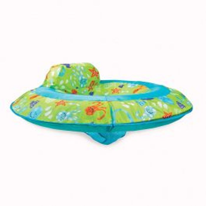 Swimways Baby Spring Float with Hat