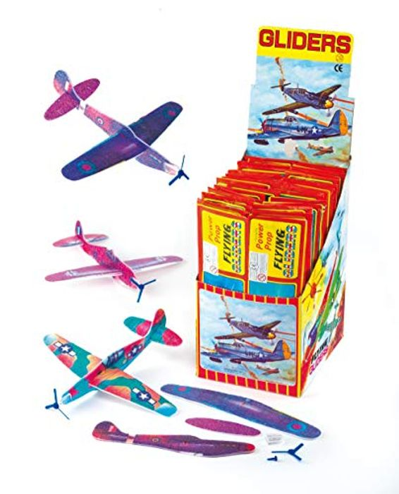 Flying Gliders (Pack of 6) FREE DELIVERY