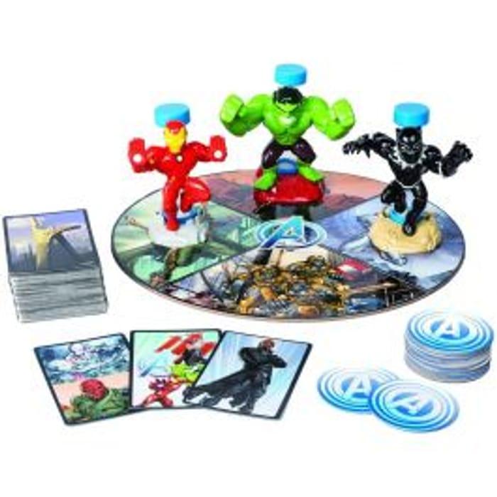 Best Price! Marvel's Avengers Hero Rush Board Game