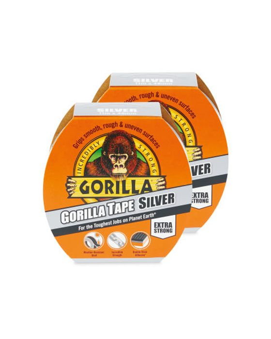 Gorilla Duct Tape 2 Pack Only £3.99