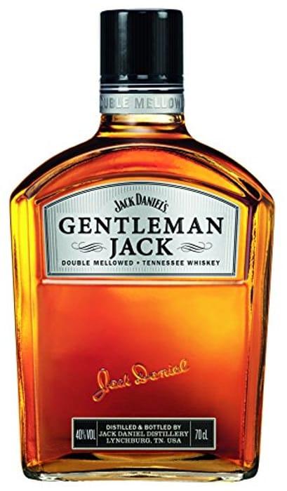 Another £5 Drop! Jack Daniel's Gentleman Jack Tennessee Whiskey, 70 Cl