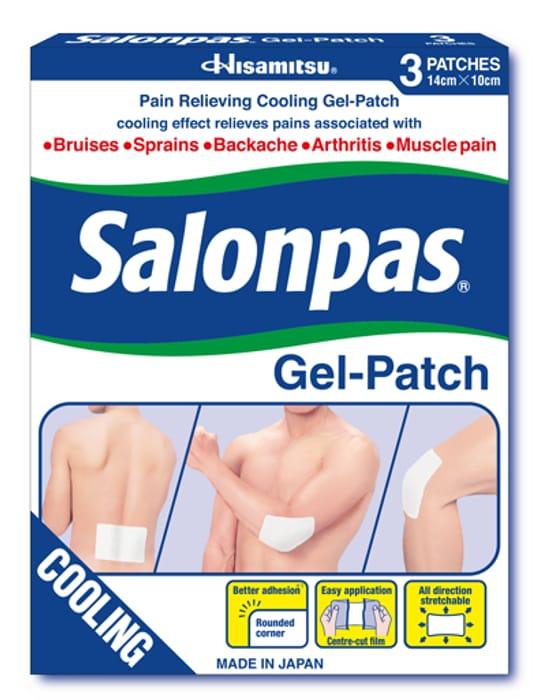 Free Salon Pass Gel-Patch Sample