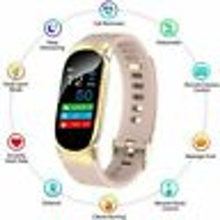 Lenovo Watch 9 Smart Watch Fitness Band White Brand IntelligentNEW