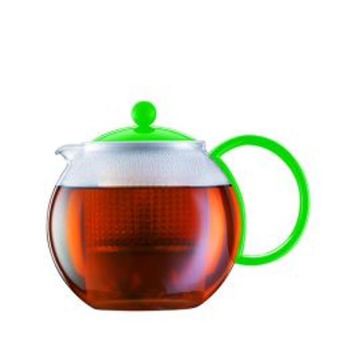 Bodum Assam - Glass Infuser Tea Pot