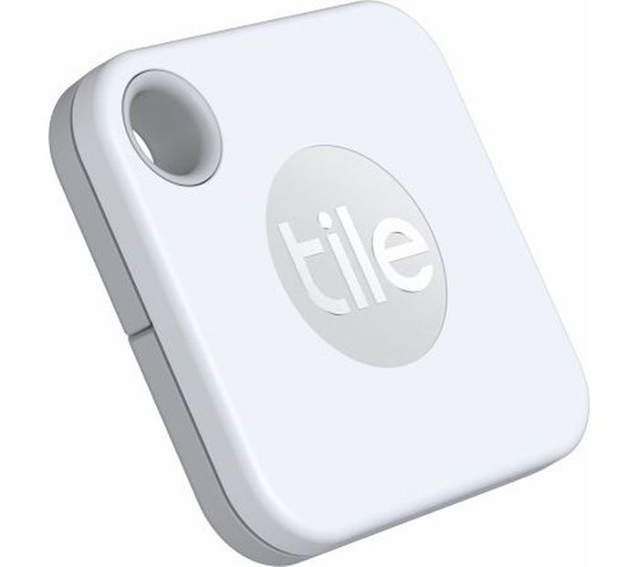 TILE Mate (2020) Bluetooth Tracker - White