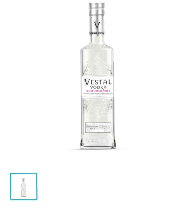 Vestal Polish Potato Vodka 3 for £45