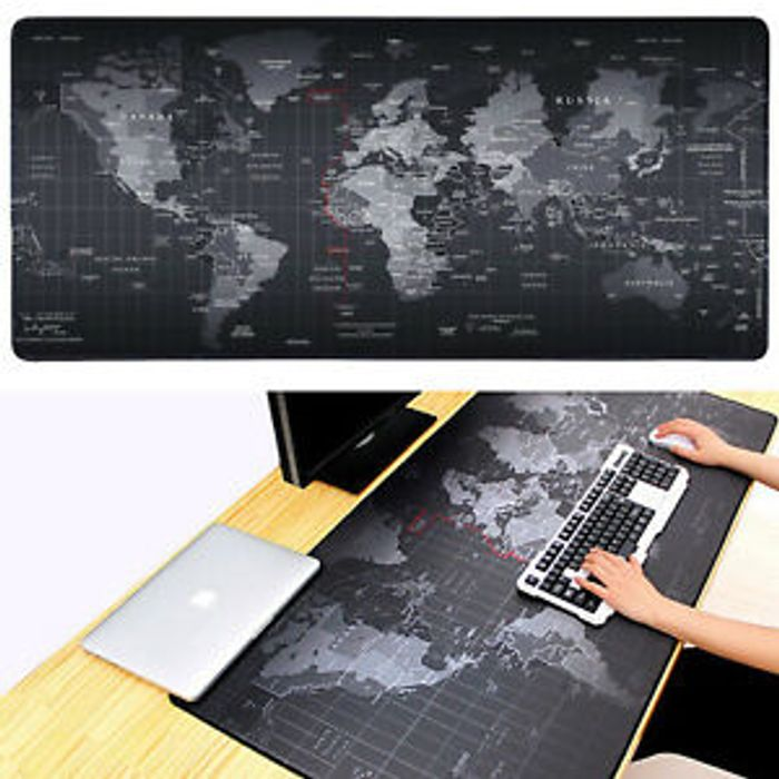 90CM X 30CM XL Gaming Mouse Mat Anti Slip