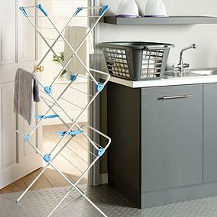 Minky Concertina Indoor Clothes Airer