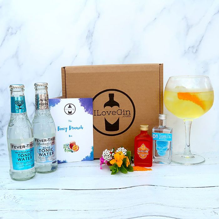 Gin Box for £9 Rather than £14