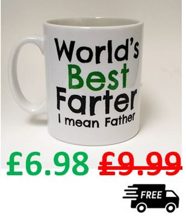 Best Price! MUG for Dads (Father's Day is Coming Up!) at Amazon