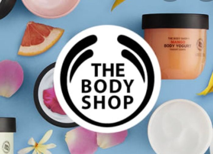 The Body Shop - 20% off