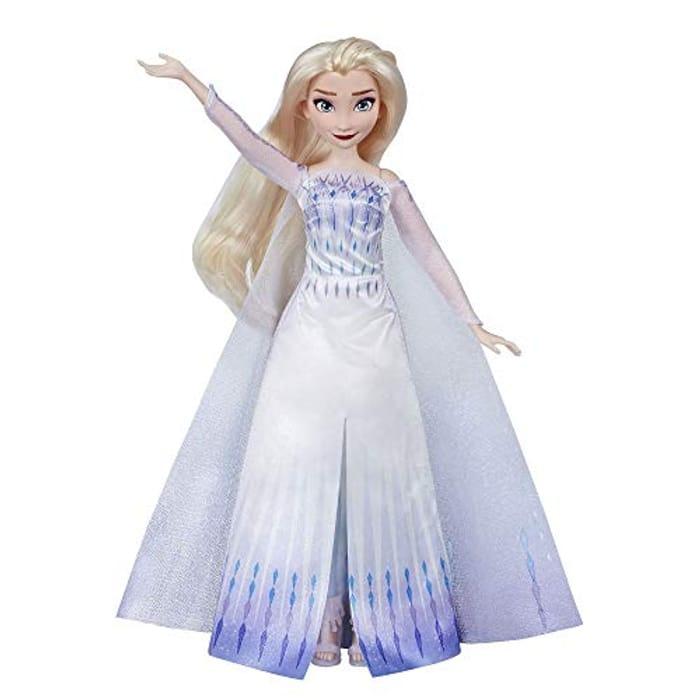 Best Price! Disney Frozen Musical Adventure Elsa Singing Doll