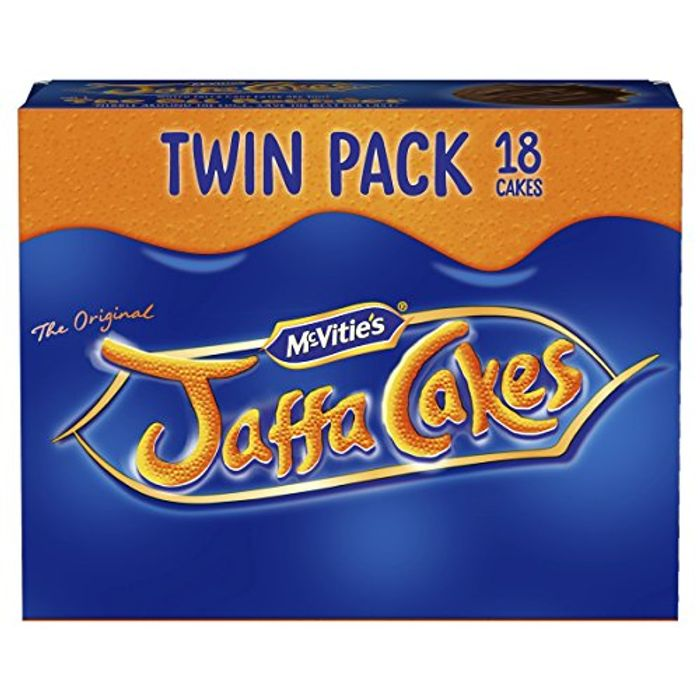 Jaffa Cakes Twin Pack