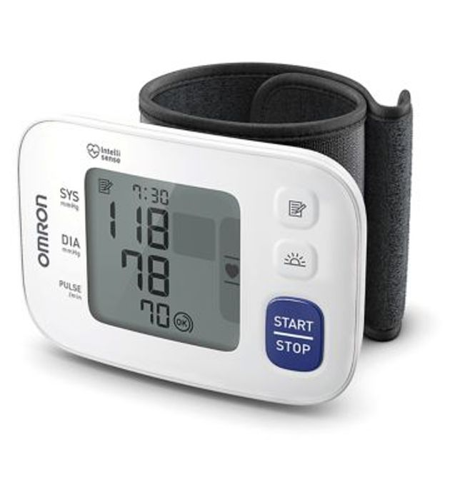 *SAVE over £18* Omron RS4 Automatic Wrist Blood Pressure Monitor