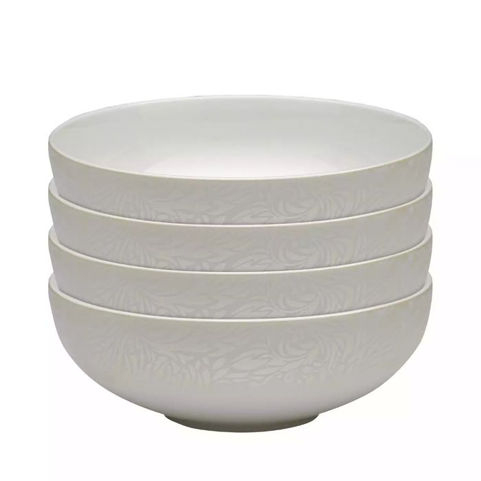 Denby - 4 Piece 'Monsoon Lucille Gold' Cereal Bowls HALF PRICE