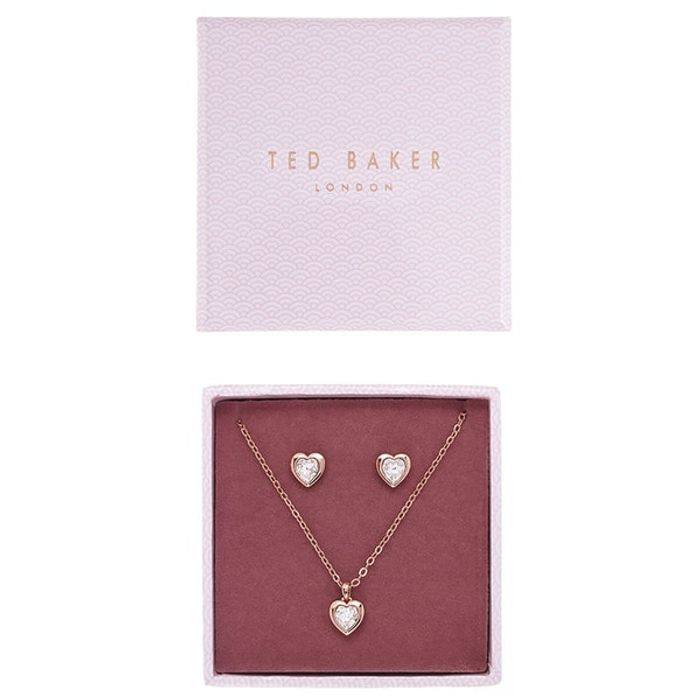 Ted Baker Jewel Set Down From £55 to £38.5