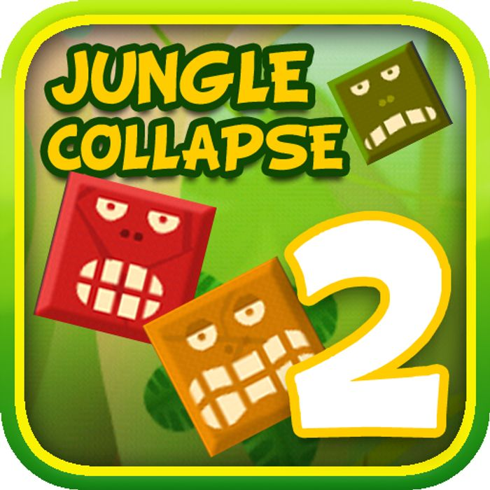 Jungle Collapse 2 PRO for Android (Temp Free, Was £1.59)