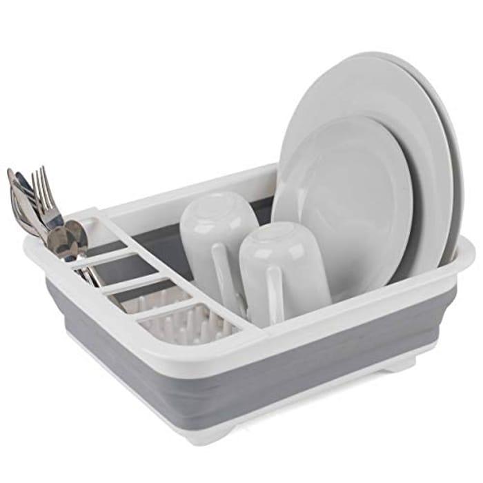 Beldray LA031051 Grey Collapsible Dish Draining Board
