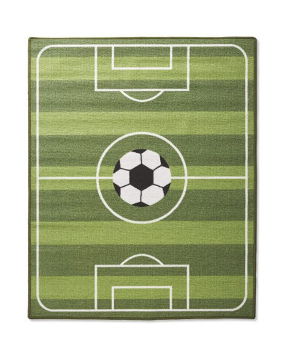 Kids Football Play Mat/rug