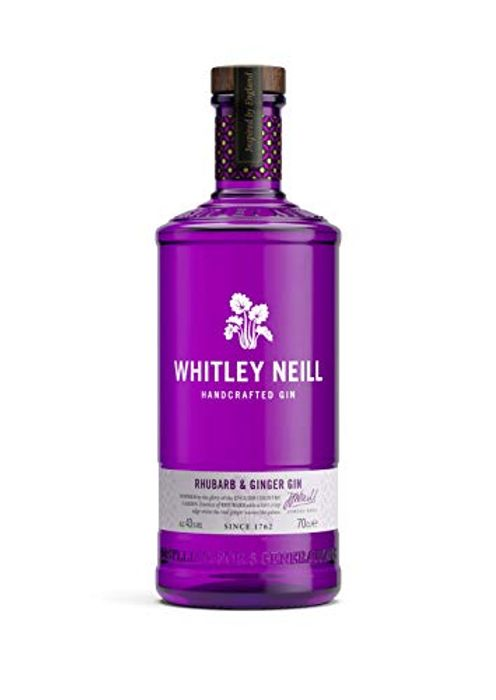 Whitley Neill Rhubarb & Ginger Gin, 70 Cl Only £20