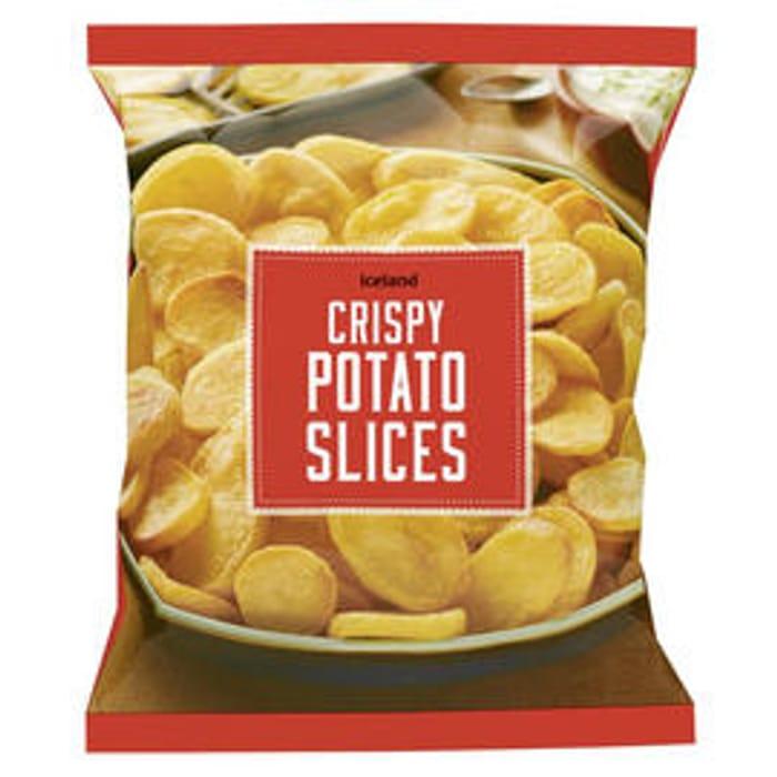 Iceland Crispy Potato Slices 750g