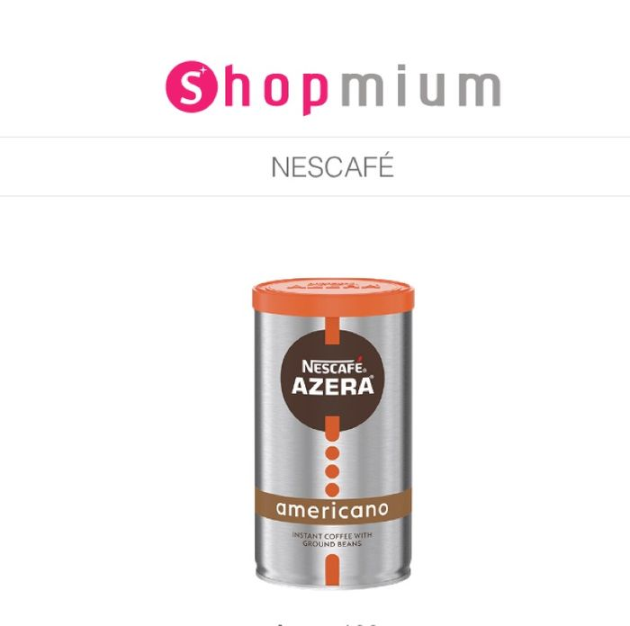 CHEAP! Nescafe Azera 100g Store Offers plus Cashback