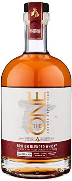 The ONE Whisky Limited Edition Sherry Expression