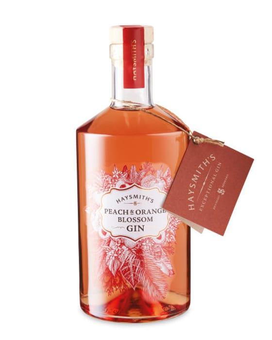 Peach & Orange Blossom Gin