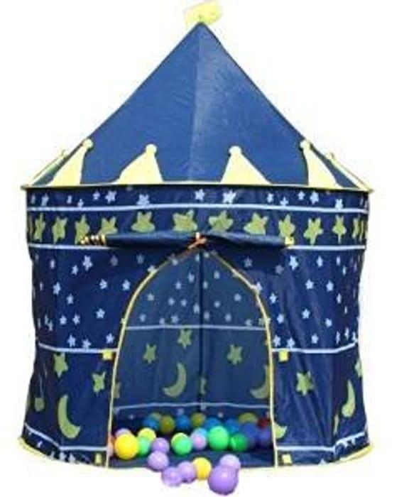 Castle Play Tent