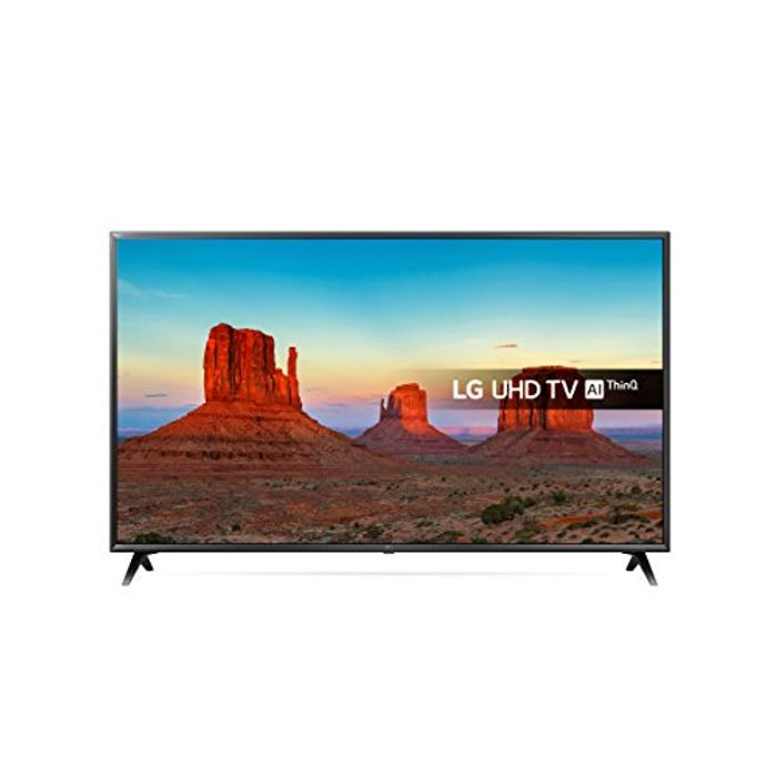 LG Ultra High Definition Television (2018 Model)