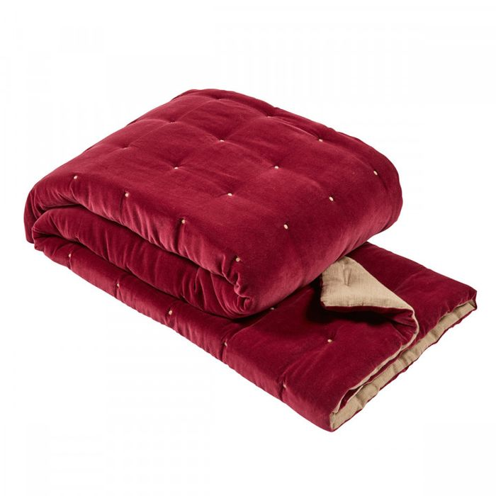 Christy Jaipur Throw Magenta at Christy
