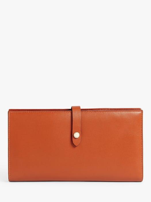 *SAVE £42* John Lewis Eliza Leather Travel Wallet,