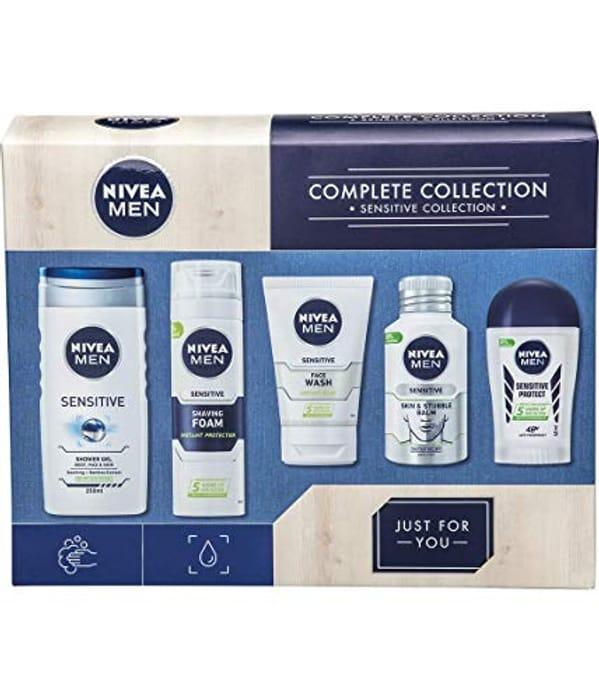 Nivea Men Complete Grooming Gift Pack