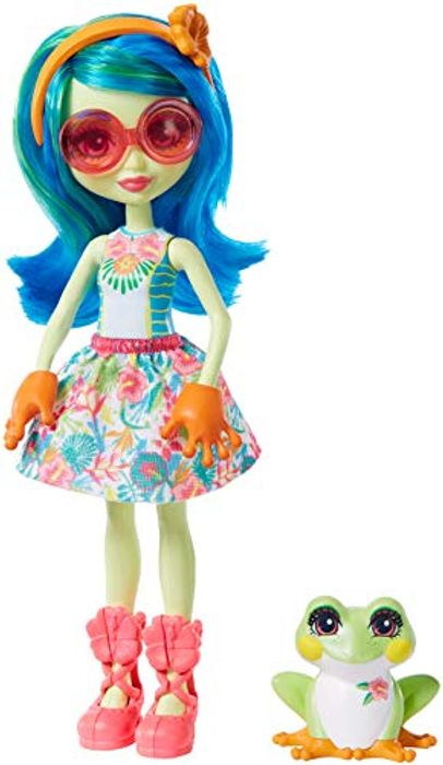 Enchantimals Tamika Tree Frog Doll
