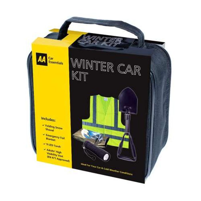 AA Car Essentials Winter Car Kit - CLEARANCE PRICE