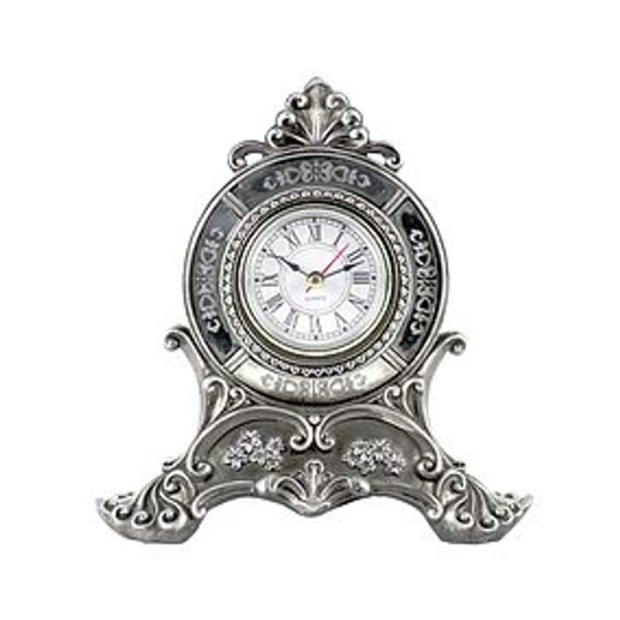 Maison Chic Ornate Mantel Clock